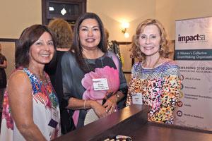 Impact SA members at educational event, September 2017