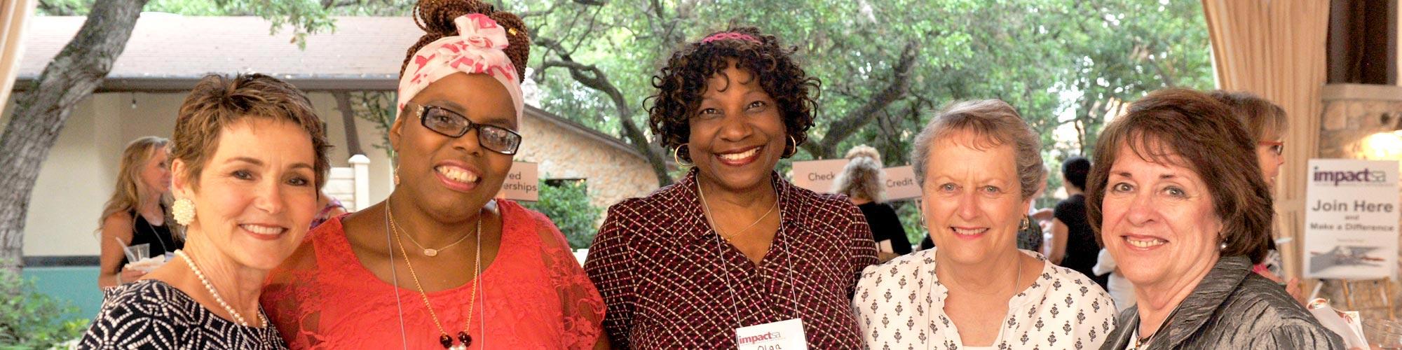 Members of Impact SA and Grant Recipients