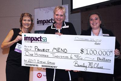 Impact SA's 13th Annual Grant Award Night!