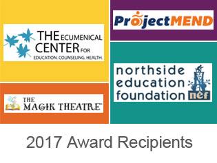 Announcing 2017 Grant Recipients