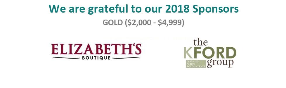 2018 Gold Sponsors