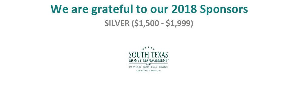 2018 Silver Sponsors