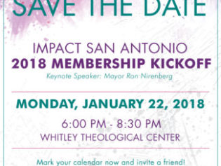 Save The Date For 2018 Membership Kickoff