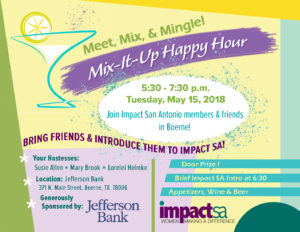 Boerne Happy Hour Last Recruitment Event Of The Year